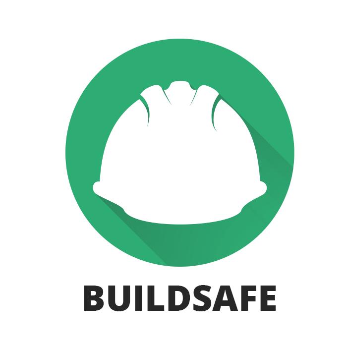 Buildsafe logotyp