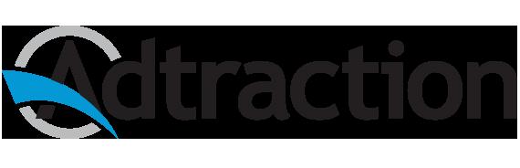 Adtraction logotyp