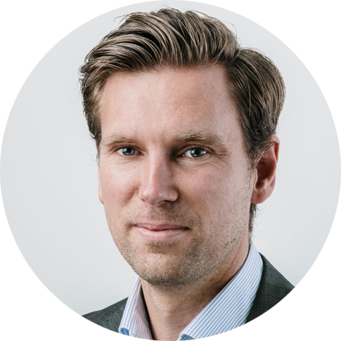 Olle Rydqvist, CEO PE Accounting