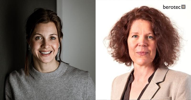 Berotec, Helena Torhage och Åsa Söderbergh, PE Accounting-kunder
