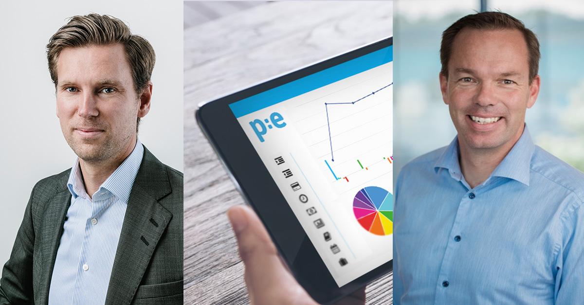 PE Accounting redovisningsbyrå och ekonomisystem, Ny VD och mijardsatsning