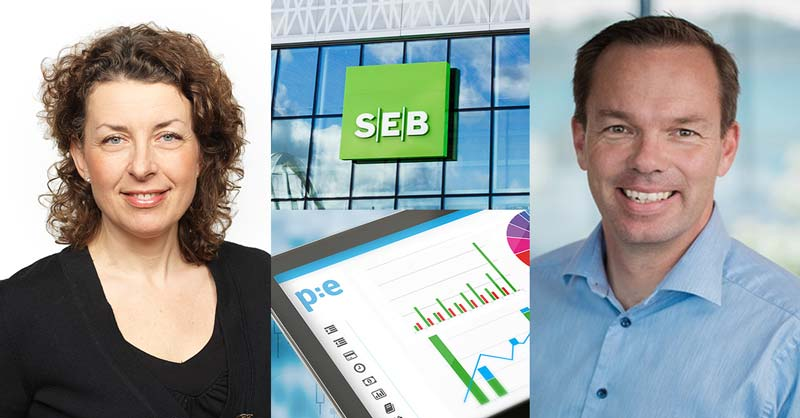 SEB och PE Accounting, finansiering