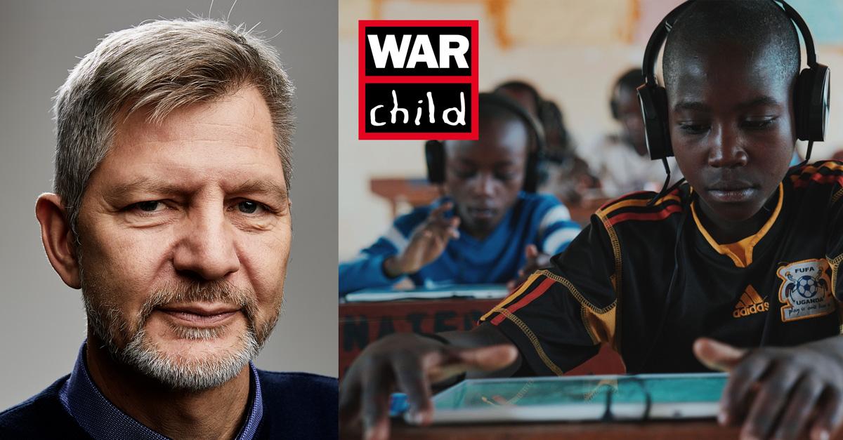 War Child Sweden - Digiala utbildningar - PE Accounting kund