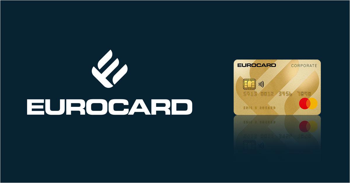 Eurocard integrerat med PE Accounting