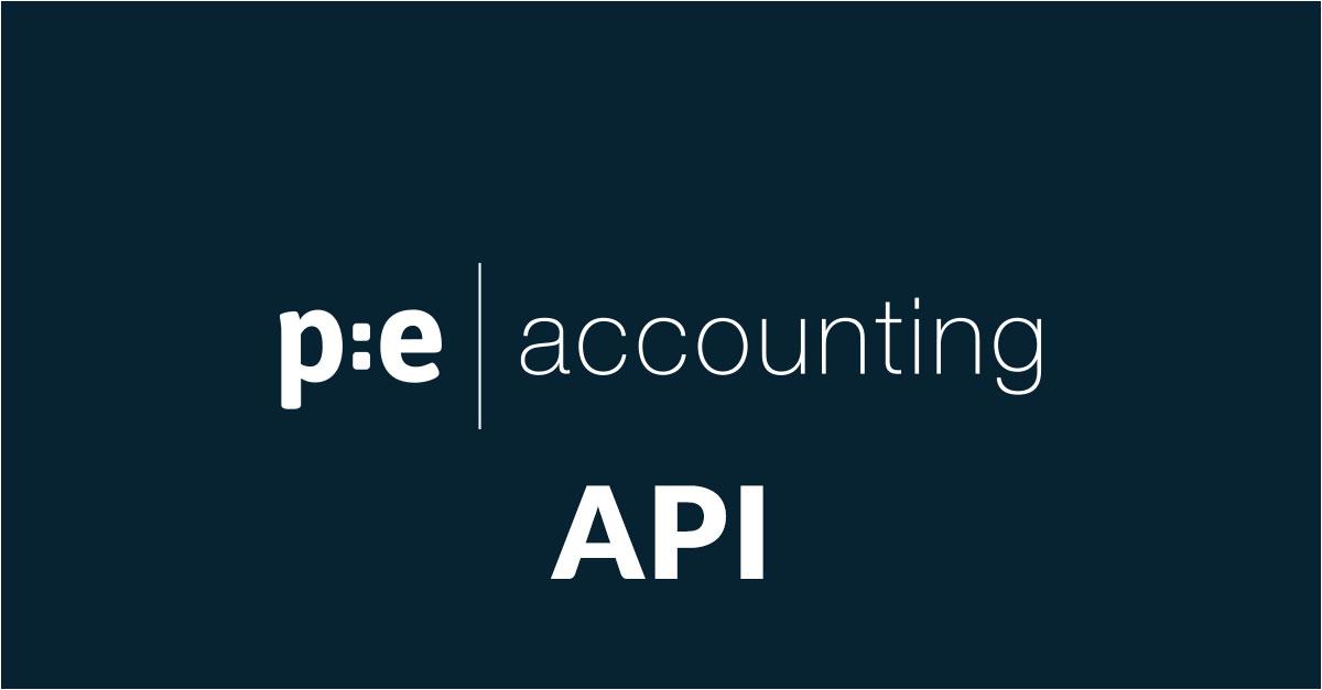 PE Accounting API