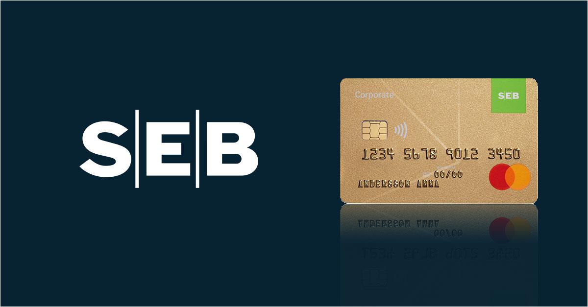 SEB Corporate för PE Accounting-kunder