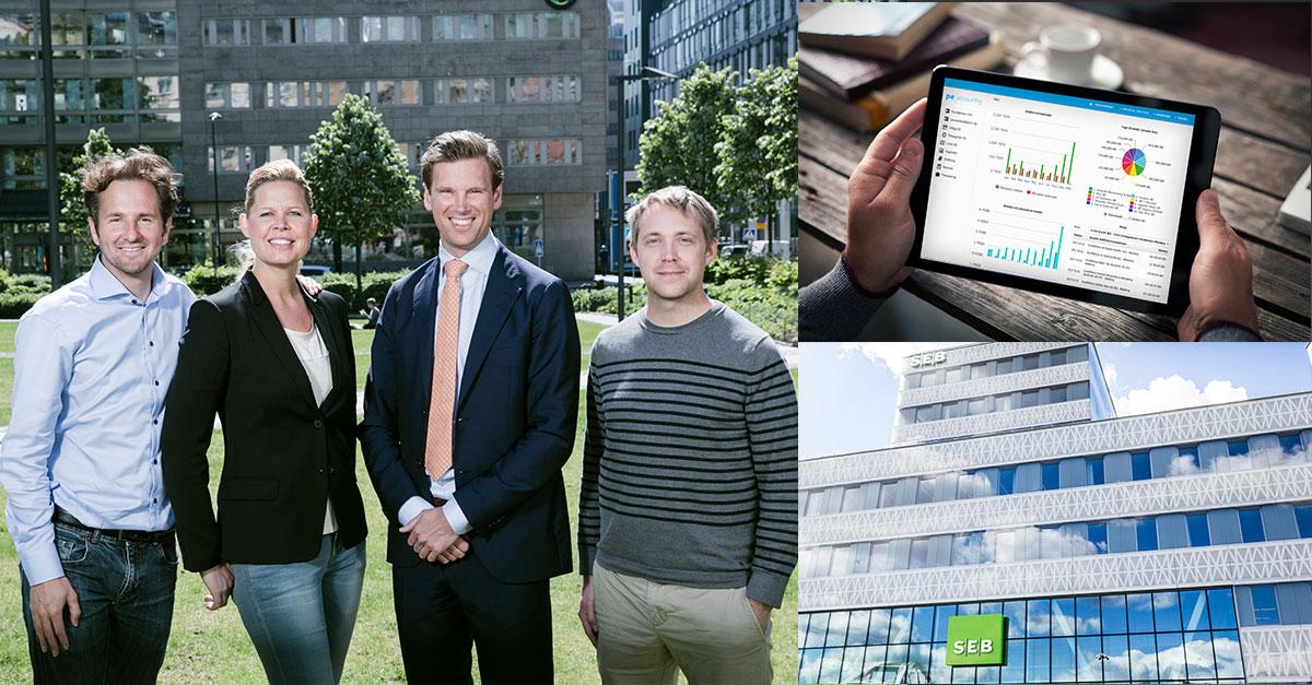 SEB och PE Accounting skapar framtidens affärssystem
