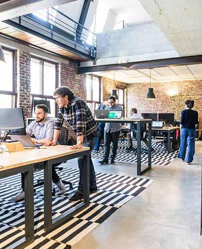 Affärssystem och redovisning för SaaS-bolag, Scaleup