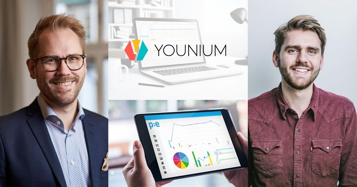 Skalbarhet för SaaS-bolag med Younium och PE Accounting